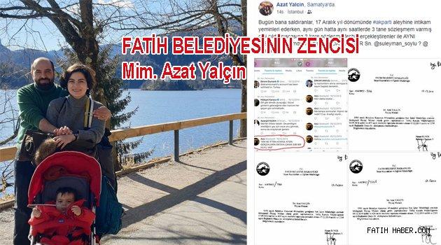 Fatih belediyesinde Hak Hukuk Adalet arayışı