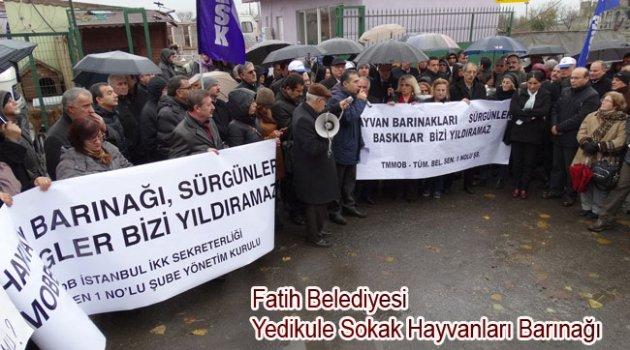 Fatih Belediyesine Soru Önergesi