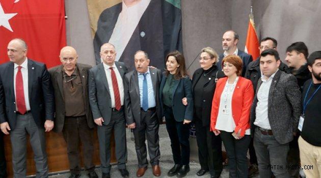 Fatih İYİ parti kongresi yapıldı