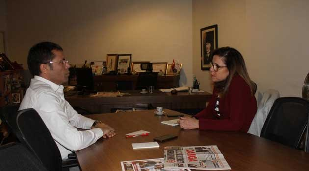 Fatih'e Kadın başkan İlay Aksoy