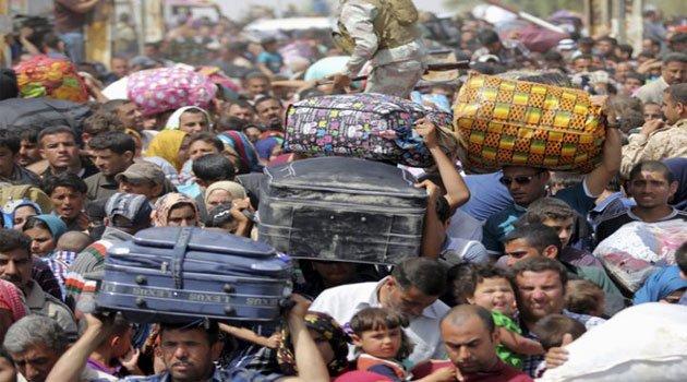 Fatih'i Fetihle Aldık Göçle teslim ediyoruz