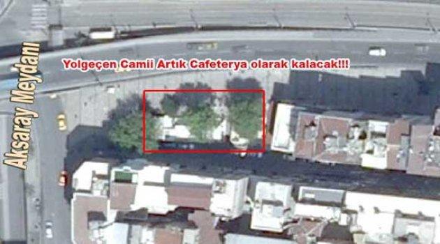 Fatih'te Bir Cami Daha ranta havale