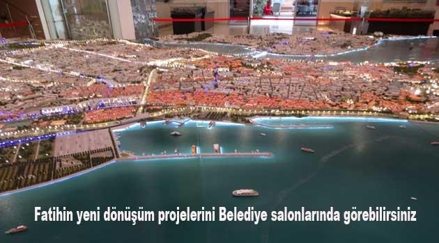 GİTTİ GALATA PORT, GELDİ SAMATYA PORT