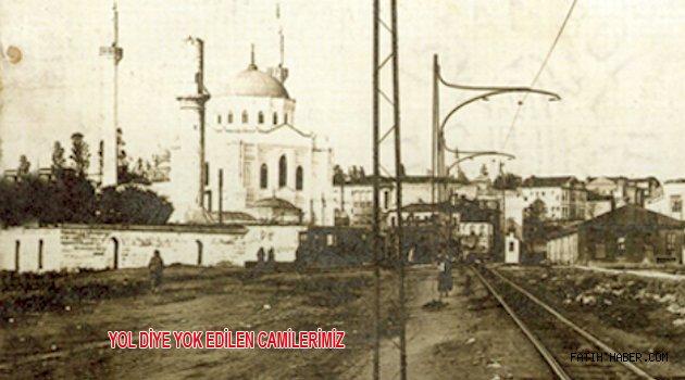 Hatice Sultan Camii parseli satıldı mı?