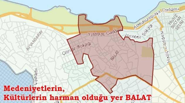 İçinde Balat Olan bir hikayeniz mi var?