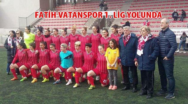 Bizim Kızlar Ovacık Gençliksporu 6-1 yendi