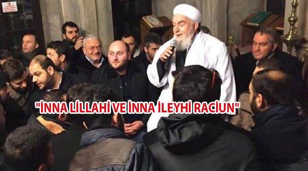 """""""İNNA LİLLAHİ VE İNNA İLEYHİ RACİUN"""""""