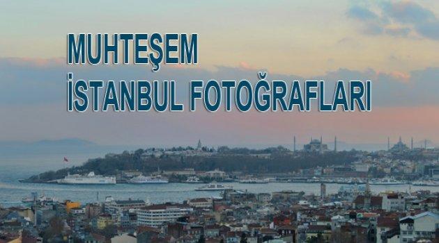 İstanbul Fotoğrafları Albümü