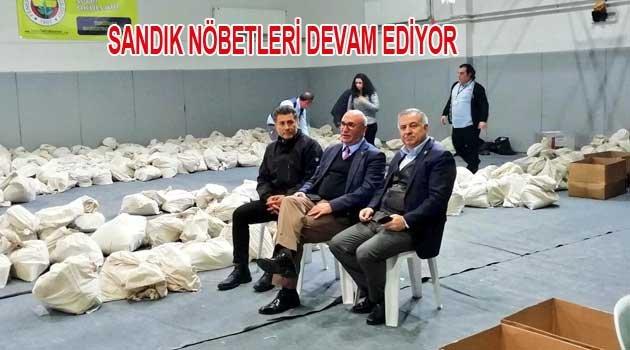 İstanbulda Sandıklar şimdilik güvende