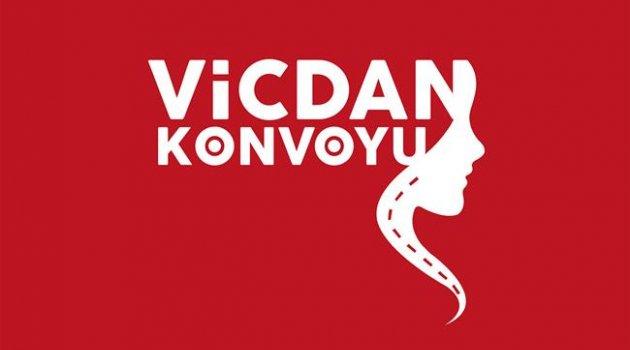 Kadınlar için 'Vicdan Konvoyu'