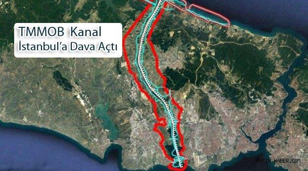 Kanal İstanbul'un iptali için dava açıldı