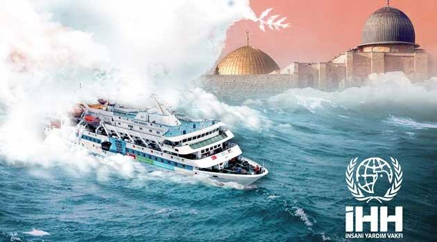 Kudüs'ün özgürlüğü için yürüyoruz!