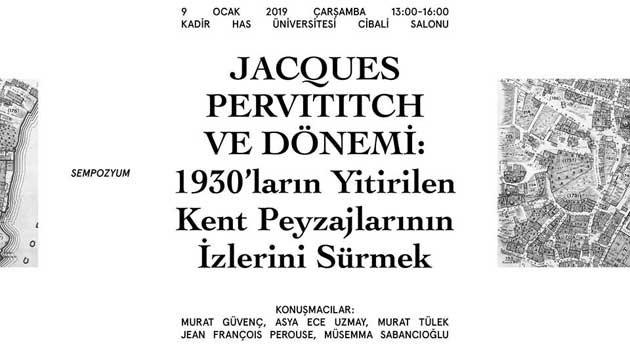 1930'ların Yitirilen Kent Peyzajları