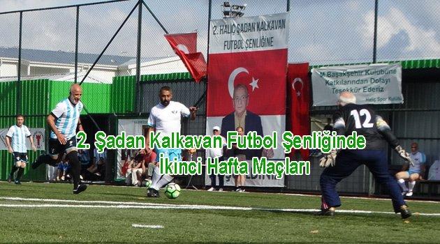 2. Şadan Kalkavan Futbol Turnuvası