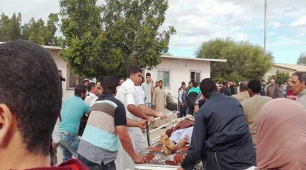 300 ölü ve 200 yaralı olduğu bildirildi