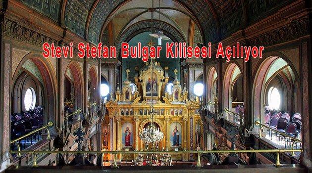 Balat'taki Demir Kilise İbadete açılıyor