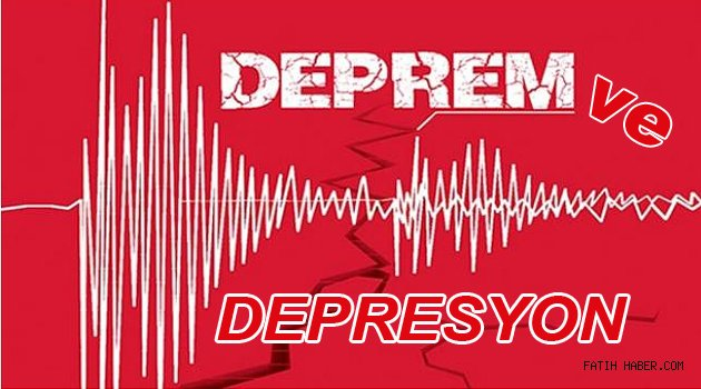 Kentsel Dönüşüm, Deprem ve Depresyon