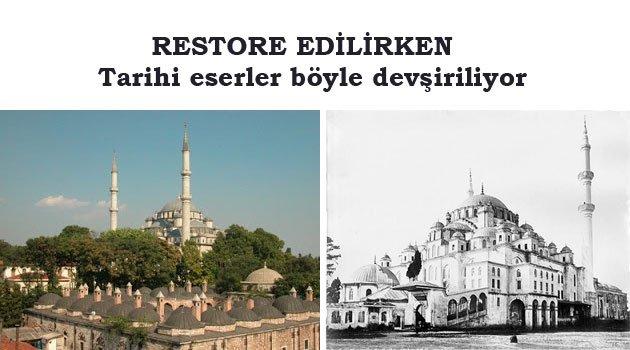 Caminin Minarelerini Kim Devşirdi