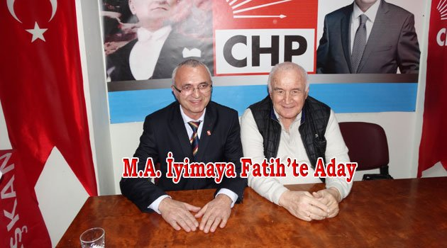 Chp Fatih'te Kongre Zamanı 24 Aralık