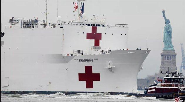COVIT-19 salgını ABD'yi sardı, Çini geçti