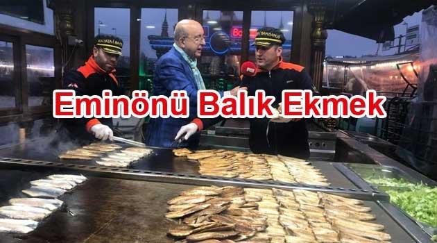 Eminönü Balık-Ekmek Dünya markası