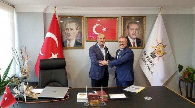 Fatih'e B. başkan a. adayı Barış Boyacı