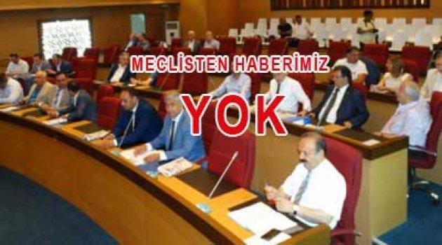 Fatih Belediye meclisinde Yokum