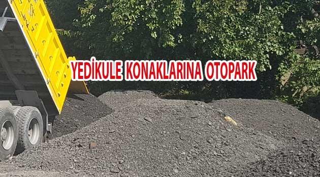 Fatih belediyesi Gene Bostana Girdi