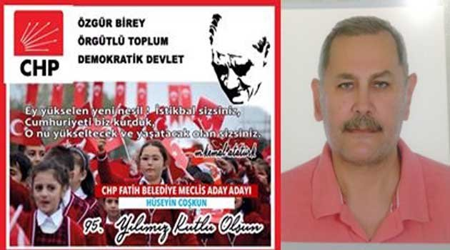 Fatih CHP'de Yerel seçim süreci