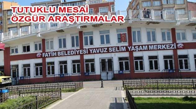 Fatih Belediyesinin Sakıncalı! memurları