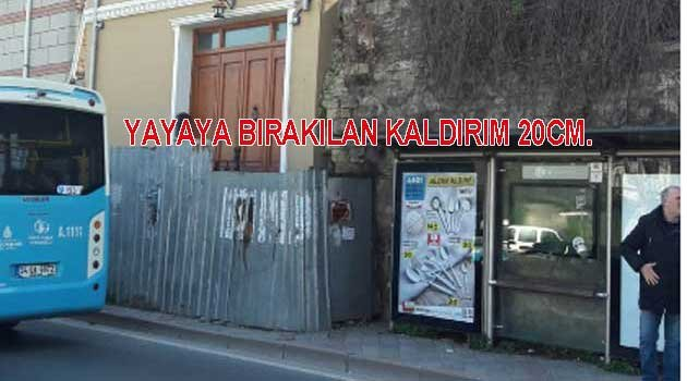 Fatih'te belediye Var, Kimin?