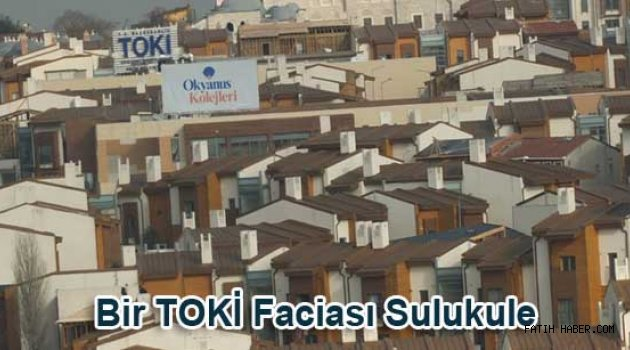 İlçe Belediye yetkileri TOKİye