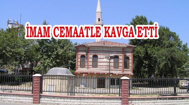 Balatta İmam Cemaat kavgası