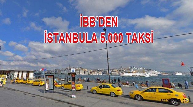 İstanbula alternatif taksi modeli