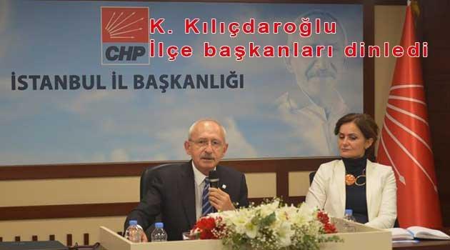 CHP İstanbulda kimler aday oluyor?