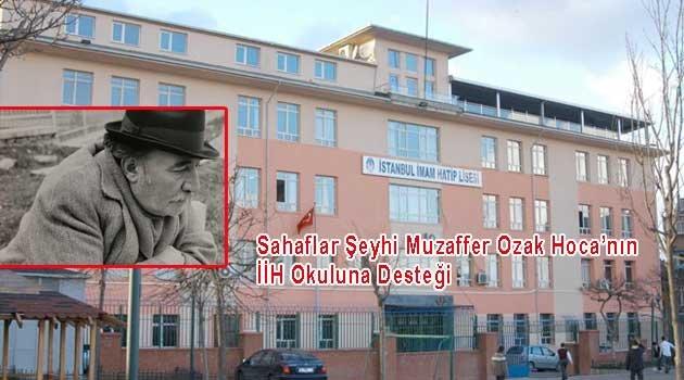 Rafet Güngör'ün Muzaffer Ozak ile hatırası.