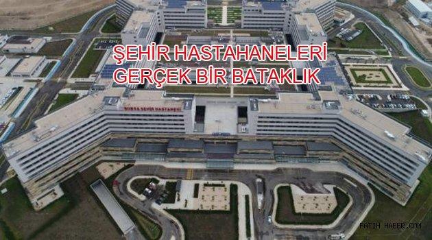 şehir hastahaneleri gerçeği