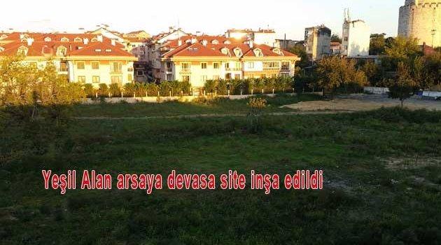 Şehrin Tarihi Kimliği ve YEDİKULE BOSTANLARI