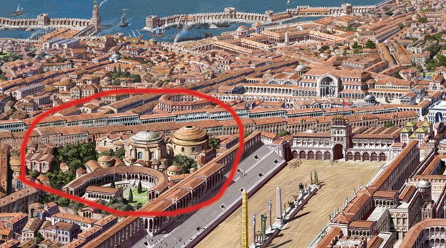 Sultanahmet Meydanı Korunmalı