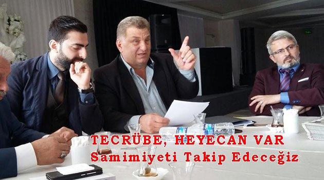 Trabzon'un sivil toplum camiasına bir STK daha katıldı.