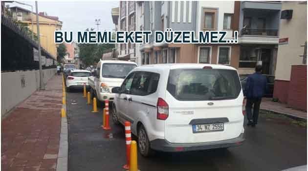 Türkiye'de kısım bir insanlar zannediyor ki;