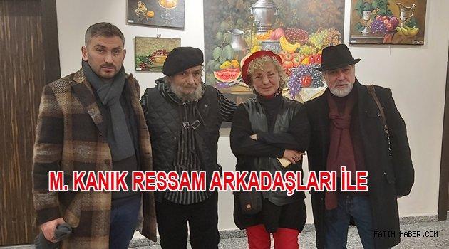 UNESCO sanatçısı Mehmet Kanık sergisi