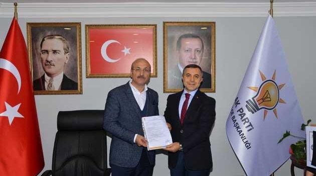 Yahya Atıcı Fatih belediye bşk. a.Adayı