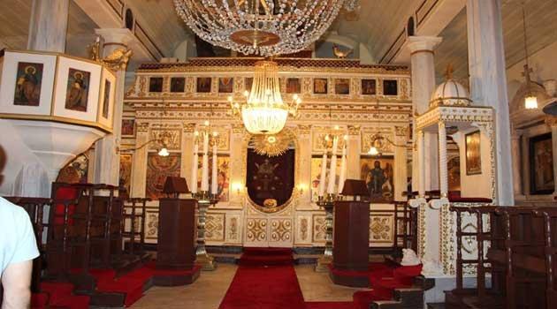Panayia Balino Rum Ortodoks Kilisesi;
