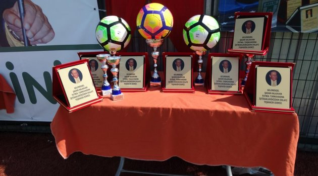 Şadan Kalkavan Futbol Turnuvası başladı