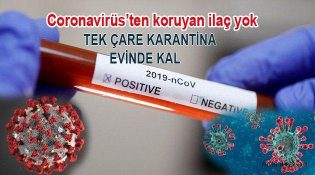 Sahte virüs ilacına soruşturma