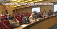 Fatih Belediye meclisinde Enteresan Oturum