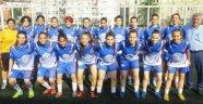 Vatanspor bayan futbol şampiyonları