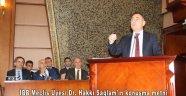 İBB Meclis Üyesi Dr. Hakkı Sağlam Eleştirisi