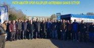 Spor Kulüplerine İBB'den Malzeme Yardımı